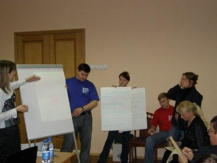 Russian youth prepares for action World Day of Decent Work (WDDW)